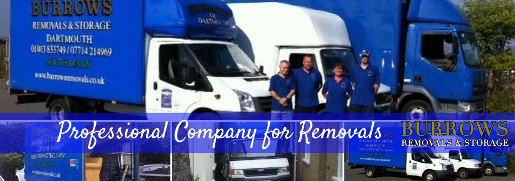 Removals in Paignton